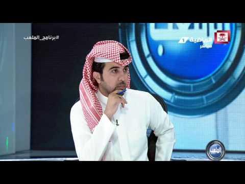محمد القدادي - لم أطلب مليون ريال و تركي الخليوي لديه ازدواجيه في الاجابات #برنامج_الملعب
