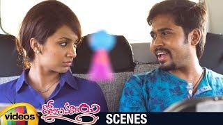 Parvateesam Funny Satires on Tejaswi Madivada   Rojulu Marayi Telugu Movie Scenes   Kruthika - MANGOVIDEOS