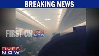 Indigo flight makes an emergency landing in Kolkata, Narrow escape for  136 passengers - TIMESNOWONLINE