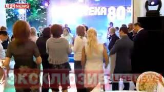 Дмитрий Медведев танцуют