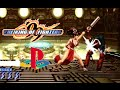 The King of Fighters '99 playthrough (Playstation)
