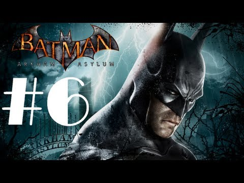 Batman: Arkham Asylum - Part 6 - They Wrecked My Car!