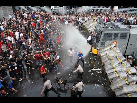 Hasil Akhir Sidang Sengketa Pilpres MK 2014 | Kerusuhan Kubu Prabowo Hatta