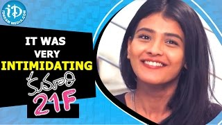 It Was Very Intimidating Working With Mr Rathnavelu - Kumari 21F Actress Hebah Patel - IDREAMMOVIES