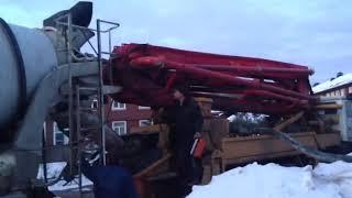 Сеть собственных бетонных заводов в москве и мо