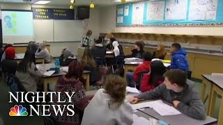 Seattle Schools Find Proof That Students Benefit From Extra Sleep | NBC Nightly News - NBCNEWS