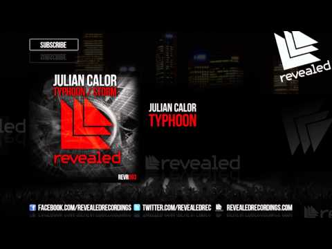 Julian Calor - Typhoon [OUT NOW!]