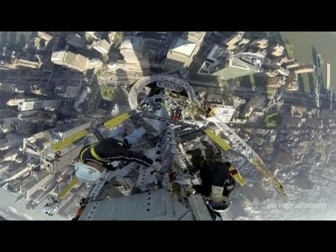 One World Trade Centre: a bird's eye view -- video