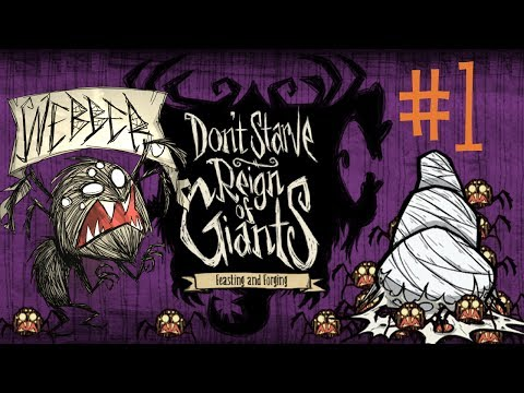 Don't Starve: Feasting and Forging Update - EP 1 - (RoG DLC)