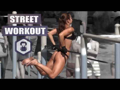 Street Workout Motivation / Спортивный Киев