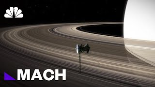 Saturn's Rings Might Be Younger Than We Thought | Mach | NBC News - NBCNEWS