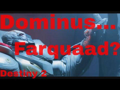 Dominus Farquaad Interrogates the Gingerbread Speaker #MOTW