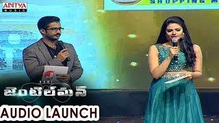 Gentleman Audio Launch Part 05 || Nani, Surabhi, Niveda Thomas, Mani Sharmaa - ADITYAMUSIC