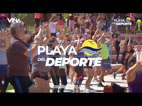 Playa del Deporte 2020