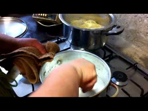 Pasta de Migajón: Arreglo para navidad