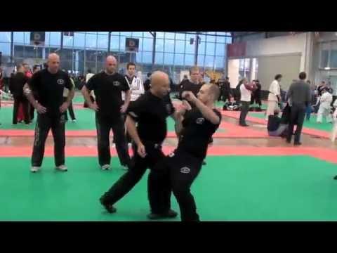 WTKA World Championship Italy 2011 Russian Martial Arts Systema Marco Morabito