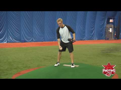 Pitching Tips: How To Pick Off First Base with Mike Foltynewicz