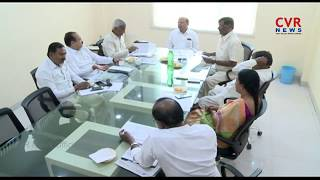 TTDP Manifesto committee meeting at NTR Trust Bhavan | CVR News - CVRNEWSOFFICIAL