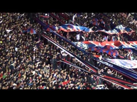 San Lorenzo 1 Olimpo 1 Somos los matadores todos juntos podemos..
