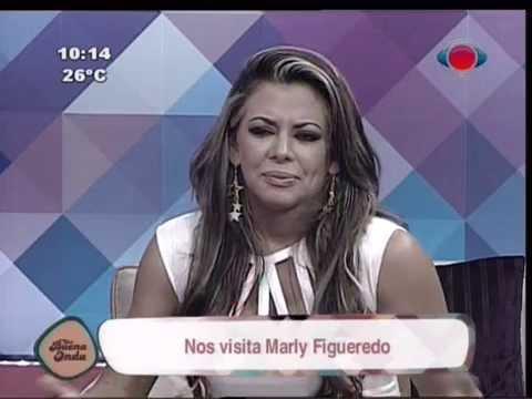 Marly Figueredo habla de su participación en Ñandejara Sapatu Taco. 13-10-2014