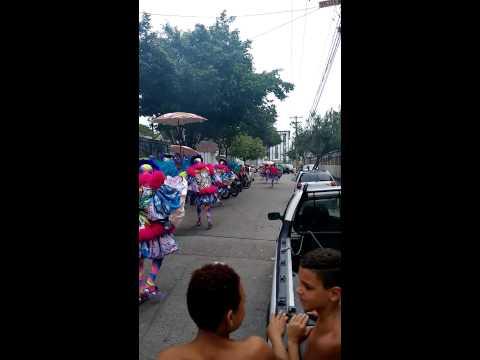 Saída da turma de bate-bola FABULOSOS 2015