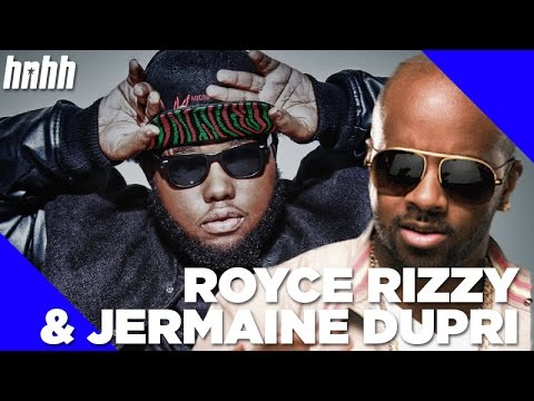 Jermaine Dupri - Jermaine Dupri & Royce Rizzy Speak On How They Linked Up &
