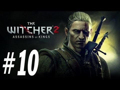 The Witcher 2 Enhanced Edition Walkthrough - PT. 10 - Prologue End