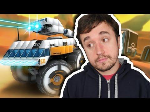 LEON é MELHOR QUE O MONARK! (RoboCraft)