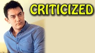 Aamir Khan faces criticism on social platform | Pk Movie
