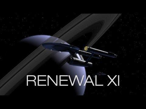 Renewal XI -  Recreations of the TOS Enterprise interiors