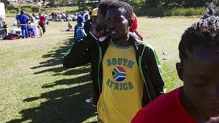 رسالة تحذير من رئيس جنوب إفريقيا للأجانب