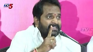 Srinivas Goud Warning to Chandrababu Naidu : TV5 News - TV5NEWSCHANNEL