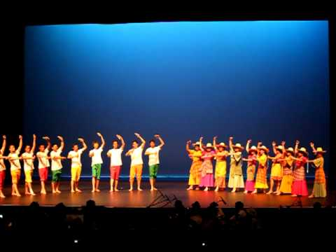PCN 2012, Act 3, Subli Dance
