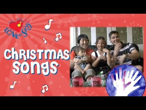 WE ALL CLAP HANDS TOGETHER Love to Sing Christmas Songs