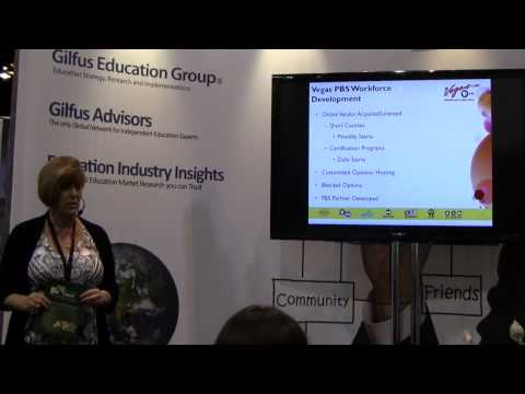Vegas PBS at ASTD | Education Industry Insights from the Gilfus Education Group