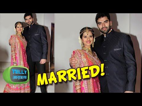 Kratika Sengar And Nikitin Dheer's Star Studded Wedding Reception