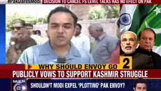 Mirwaiz: Kashmir core Issue between India and Pakistan - NEWSXLIVE