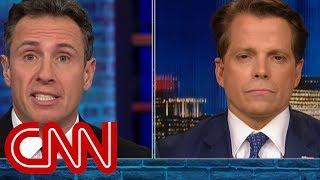 Scaramucci: Trump's word salad upsets people - CNN