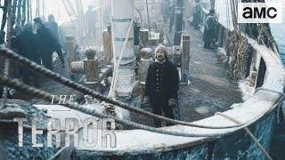 'Creating the World of The Terror: VFX & Elaborate Sets' Behind the Scenes - AMC