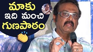 Senior Actor Naresh Gives Perfect Answer To Chalapathi Rao Valgar Comment Issue   TFPC - TFPC