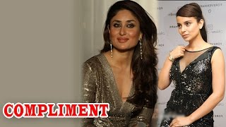 Kareena Kapoor Khan thinks Kangana Ranaut is the best actress in Bollywood   EXCLUSIVE