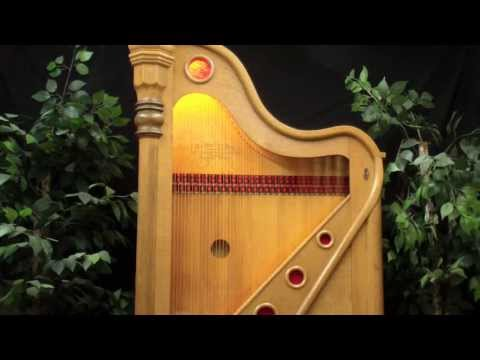 Wurlitzer Harp style B playing song from installed midi player