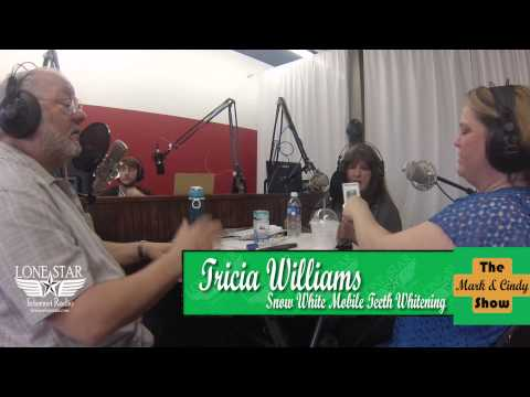 May 27th, 2014 - The Mark And Cindy Show - Snow White Mobile Teeth Whitening