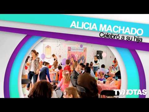 Gaby Spanic cuerpazo, Alejandro Camacho besos, Alicia Machado hija, Robert Pattinson rancho.