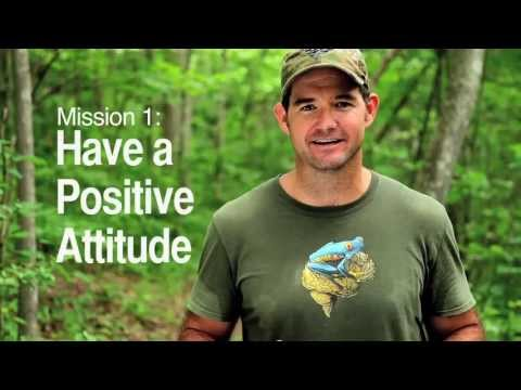 Navy SEAL Training - Self Confidence Mission 1: Have a Positive Attitude