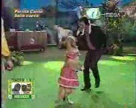 Carrie, la perrita bailarina