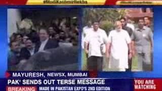 Pakistan trade exhibition in Mumbai cancelled - NEWSXLIVE