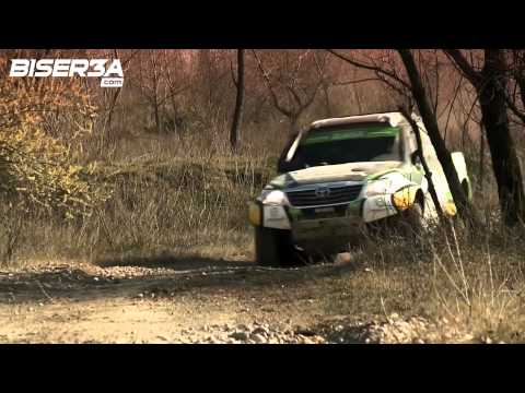 Yazeed Al Rajihi Training for Baja Italy 2014 - CinCin Movies