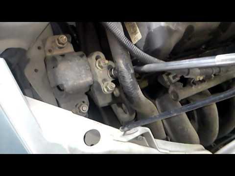 cambio del soporte de motor superior lado derecho para ford ka lado zamjr