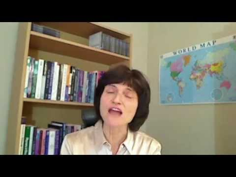 Pisces June 2013 Horoscope Forecast with Barbara Goldsmith